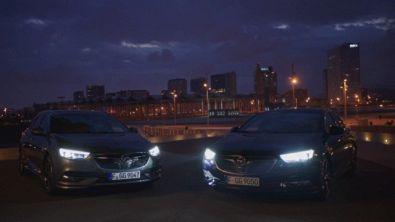 Design e dieta per l'ammiraglia Opel