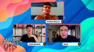GF VIP Party: Lo Strip Quiz tra Awed e Stefano Beacco de La Pupa e il Secchione e Viceversa