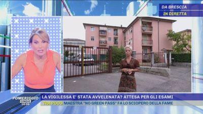 Brescia, la vigilessa è stata avvelenata?