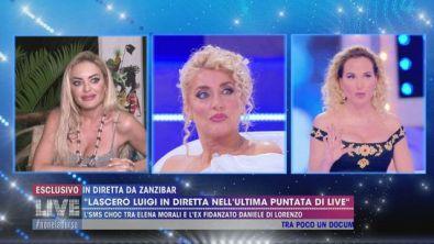 """Lascerò Luigi in diretta nell'ultima puntata di Live"""