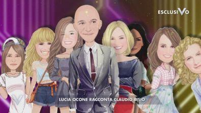 Lucia Ocone racconta Claudio Bisio