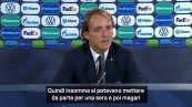 """Mancini: """"Dispiace per i fischi a Donnarumma"""""""