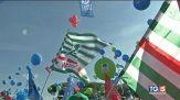 """I sindacati in piazza """"Democrazia di tutti"""""""