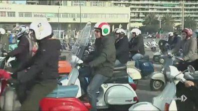 Vecchia Vespa, Genova off-limits