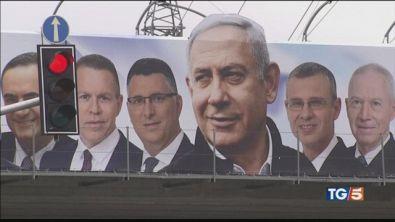 Israele oggi al voto: Gantz o Netanyahu?