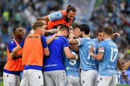 Serie A 2021/22 Lazio-Roma 3-2