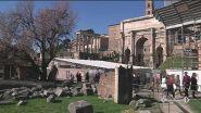 Ecco il sarcofago di Romolo