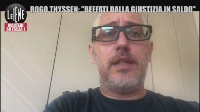 """Rogo Thyssen, il sopravvisuto Bocuzzi: """"Una beffa la semilibertà ai manager tedeschi"""""""