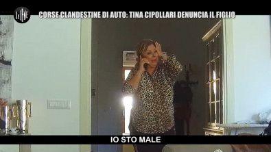 DI SARNO: Scherzo a Tina Cipollari, figlio nelle corse clandestine: lo denuncia