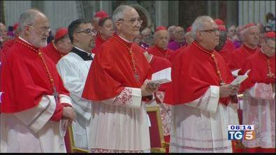 Papa Francesco crea nuovi 13 cardinali
