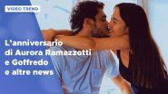 L'anniversario di Aurora Ramazzotti e Goffredo e altre news dalle star