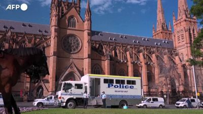 Australia, agenti in strada per prevenire le proteste contro il lockdown