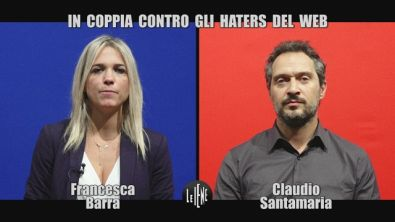 INTERVISTA: Francesca Barra e Claudio Santamaria