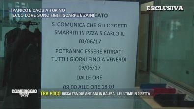 Il dopo panico a Torino
