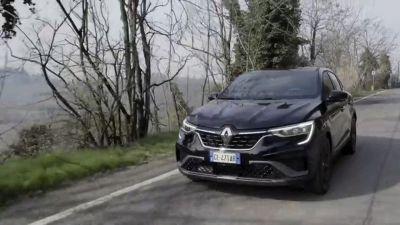 Nuovo Renault Arkana, il SUV di nuova generazione