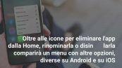 WhatsApp: che succede se tieni premuta l'icona dell'app