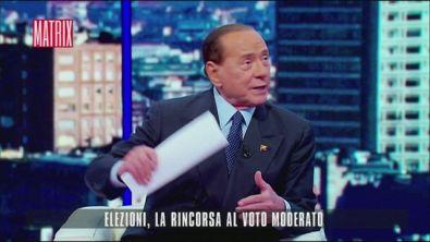 """Berlusconi: """"I grillini sono peggio dei comunisti"""""""