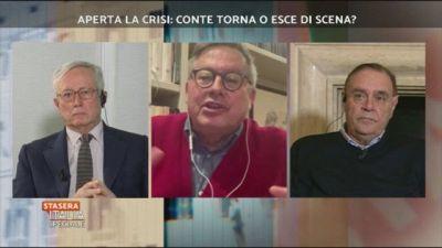 Paolo Liguori sulla crisi di Governo