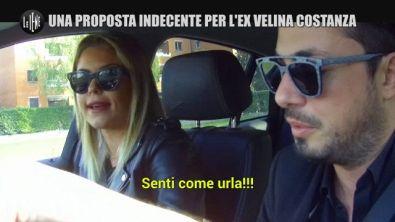 TORIELLI: Una proposta indecente per l'ex velina Costanza