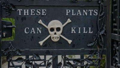 La storia del giardino più velenoso del mondo