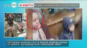 Caso Denise: Milano, la piazza dell'avvistamento