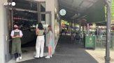 A Melbourne la fine del lockdown piu' lungo al mondo: quasi nove mesi