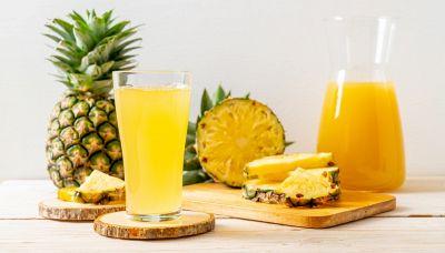 Perché dell'ananas non si butta via niente (neanche il torsolo)