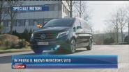 In prova il nuovo Mercedes Vito
