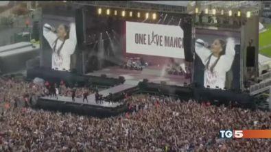 Il concerto evento di Manchester