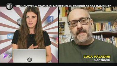 """""""Rimuovete la statua di Montanelli!"""""""