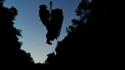 Taranto, ferito grave salvato da un elicottero dell'Aeronautica