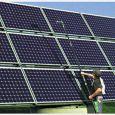 Pulizia grandi vetrate e pannelli fotovoltaici