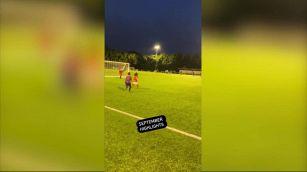 Il 'Messi del futuro': il bambino di quattro anni che ha stregato l'Arsenal