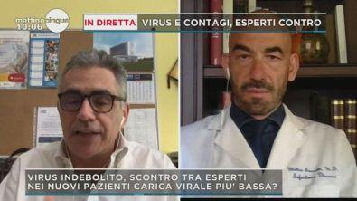 Virus indebolito o ancora pericoloso?