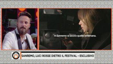 Sanremo, luci rosse dietro il festival - esclusivo