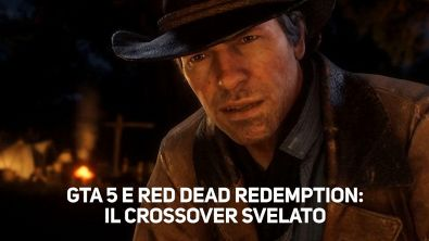 GTA5 e Red Dead Redemption 2: ecco le affinità