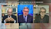 Liguori: Ci sarà un partito di Draghi?