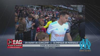 Guingamp - Olympique Marsiglia 3-3