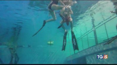 A Padova la piscina più profonda del mondo