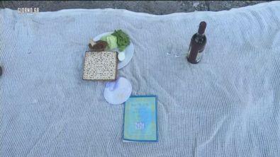 Jonathan celebra la Pasqua ebraica