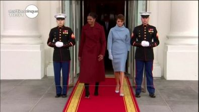 Due first lady a confronto