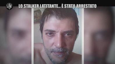 NINA: Lo stalker latitante Giuseppe Camardelli è stato arrestato (grazie anche a voi)