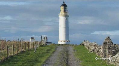 Un'isola sperduta della Scozia