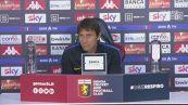 """Inter, Conte: """"Siamo stati bravi e pazienti"""""""