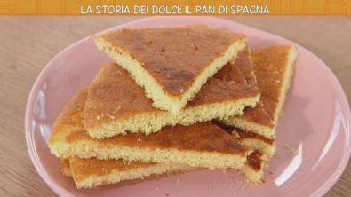 La storia dei dolci: il Pan di Spagna