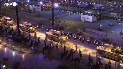 Egitto, riemerge la 'citta' d'oro perduta'