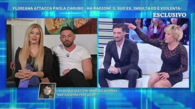 """Paola Caruso """"Floriana esce col mio ex"""""""