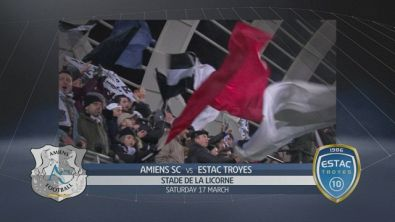 Amiens SC-Estac Troyes 1-1