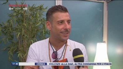 Francesco Gabbani in tour