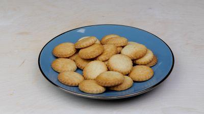 Ricetta per biscotti senza uova